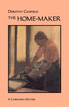 The Home-Maker by Dorothy Canfield http://www.amazon.com/dp/0897330692/ref=cm_sw_r_pi_dp_w5kAvb1139EZR