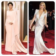 My best dressed list Camila Alvas in Gabriela Cadena and Kate Hudson in Atelier Versace