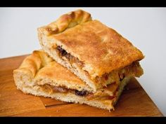 I personally wedding cake, che supposrr que svolgono nei tavoli dopo my spouse and i Calzone, Focaccia Pizza, No Salt Recipes, Baking Recipes, Dessert Recipes, Onion Pie, Panini Sandwiches, Cooking Bread, Savory Tart