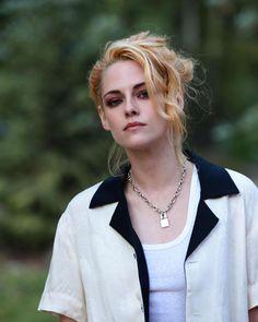 Telluride Film Festival, Neon Party, Kristen Stewart, Twitter, Matilda, Interview, Actresses, Coat, People