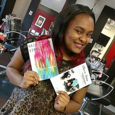 You want to train them right! Getting my Jr. Stylist on the right track... With two good reads from Jackie @markanthonysbeauty ! One a Hair Color Handbook... and the Plan in Motion...getting started in Cosmetology! Creating a future Rock Star! #touchedbytangibles #education #cosmetology #njhairstylist #njbesthair #winning http://tipsrazzi.com/ipost/1525045290138504200/?code=BUqDJyBFowI