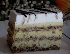 Sweets Recipes, Baking Recipes, Cake Recipes, Desserts, Torte Recepti, Kolaci I Torte, Cheesecake Ice Cream, Torte Cake, Croatian Recipes
