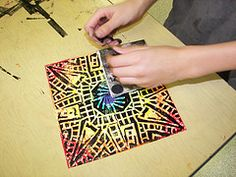 for african inspired pieces, try out the easy lino cutters and perhaps use also for t shirt designs