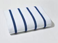 df6887303afb7 Yoga Wear, Designer Beach Towels, Oversized Beach Towels, Nautical Stripes,  Summer Stripes