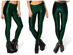 Lotus Leggings - mermaid legs!!