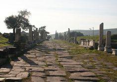 Asklepion, Pergamum, Turkey