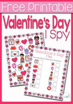 Magnetic Valentine Sight Words Valentines Day Theme For Preschool