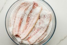 This easy and inexpensive way to make salt pork calls for only four ingredients. It's great for chowders. Pork Recipes For Dinner, Salt Pork, Turnip Greens, Chicken Kabobs, Baked Beans, Pork Belly, Pulled Pork, Cooking Recipes, Cooking Tips