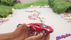 Toy Cars for Children | Toy Cars Crashing | Toys for Kids | Sport Car To...