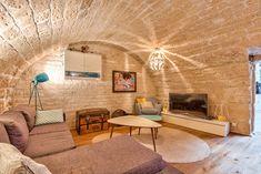 Cellar Conversion, Farm Barn, Basement Remodeling, Laminate Flooring, Wine Cellar, Man Cave, Beautiful Homes, Brick, Sweet Home