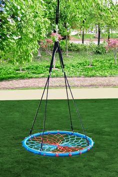15 Best Spider Swing Images Swing Web Swing Backyard Fun