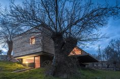 Casa 4 estaciones by CHURTICHAGA + QUADRA-SALCEDO ARQUITECTOS