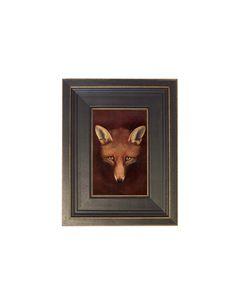 Framed Fox Portrait