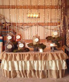Gourmet Cookie Bar Display