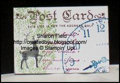 ATC postcard
