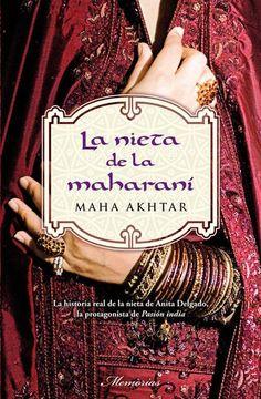 Haz click sobre la imagen para leer La nieta de la maharaní en 24symbols.
