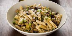 Eggplant and Portobello Pasta | Recipes | Food | Living | PETA