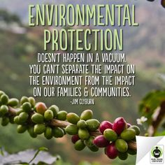 Thank you for supporting people & planet when you choose #FairTrade Certified products. #environment #inspirationalquote