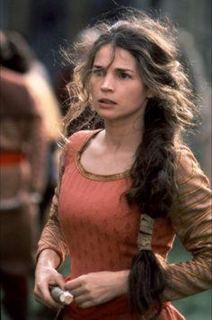 Julia Ormond - love her hair