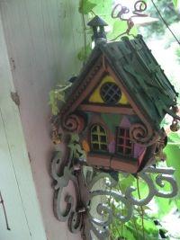 Faerie Houses at faeriehouse.com