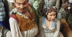 Salzburg Marionettes - Salzburg Marionettes --- #Theaterkompass #Theater #Theatre #Puppen #Marionette #Handpuppen #Stockpuppen #Puppenspieler #Puppenspiel