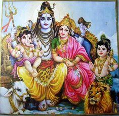 Hindu Deities, Hinduism, Durga Maa Paintings, Om Namah Shivay, Lord Shiva Family, Kali Goddess, Nataraja, Shiva Art, God Pictures