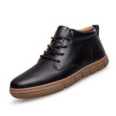 Winter Plush Retro Boots