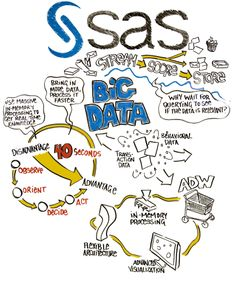 Technology Strategies for Big Data Analytics come to life visually at Predictive Analytics World by SAS