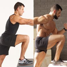 Use this as motivation to never skip leg day again!