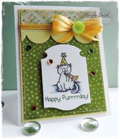 Sweet 'n Sassy November Release Blog Hop Day 1: LOL Cats