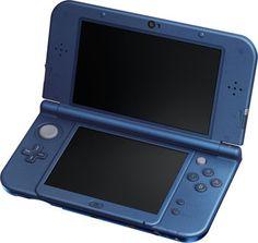 Nintendo New 3DS XL Spielkonsole, Metallic Blue #Gaming #Gamen #Konsole #Digital #Galaxus