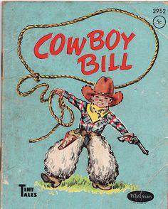 cowboy bill book cover