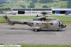 T-331 - Eurocopter AS532UL Cougar - Swiss Air Force