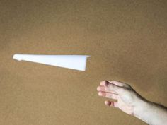 DIY Network's Made+Remade blog has instructions on how to make five different homemade paper airplanes.