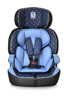 Lorelli Navigator autósülés 2016 - 9-36kg Blue Anchor Baby Car Seats, Panda, Baby Boy, Children, Boys, Anchor, Kids, Panda Bear, Big Kids