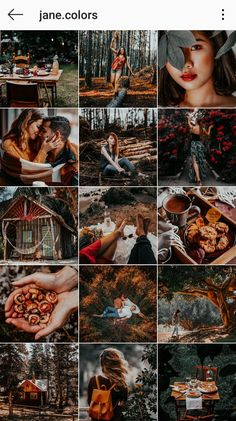 Dark Film Lightroom Presets That Will Seriously Make Your Feed Stand Out. Moody Mobile Lightroom Presets for Cohesive Insta Feed. Best Instagram Feeds, Instagram Feed Ideas Posts, Instagram Tips, Creative Pictures, Photography Editing, Lightroom Presets, Selfie, Woods, Fall