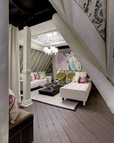 attic hangout