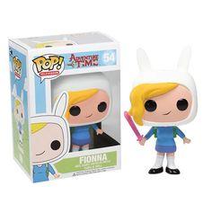 Adventure Time Fiona Pop! Vinyl Figure - Funko - Adventure Time - Vinyl Figures at Entertainment Earth