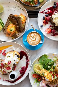 London's top Aussie style brunch and coffee spot - Timmy Green in Nova, Victoria