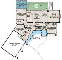 Expandable Master Suite a Plus - 18245BE | Craftsman, Northwest, Exclusive, Luxury, Photo Gallery, Premium Collection, 1st Floor Master Suite, Butler Walk-in Pantry, CAD Available, Den-Office-Library-Study, In-Law Suite, PDF, Sloping Lot | Architectural Designs