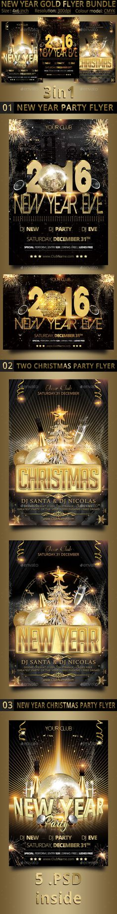 club flyers event flyers new years party party flyer gold christmas nightclub flyer template nye paper envelopes