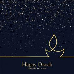 Creative line art diwali diya background Hindu Festival Of Lights, Hindu Festivals, Diwali Festival, Indian Festivals, Diwali Cards, Diwali Greetings, Diwali Diya, Diwali Wishes Quotes, Happy Diwali Quotes