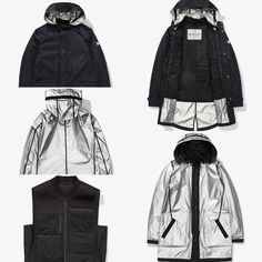 "Paul & Shark ""4 in 1"" Inside Out Jacket"
