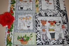 Loralie Designs  What's Cookin High Quality Fabric by AllenHeart