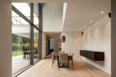 CO – Schellen Architecten Conference Room, Divider, Villa, Living Room, Table, House, Furniture, Plans, Home Decor