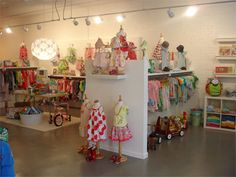 children's store interior