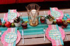 Backyard Summer Dinner Party- B. Lovely Events #PAMACelebrateSummer #Contest #Sponsored