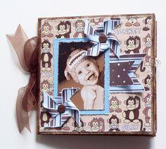 Brown Paper Sack Mini Album - Scrapjazz.com