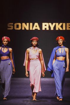 Today, with heavy hearts, we are remembering Sonia Rykiel.