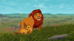 Father/son time, The Lion King Lion King Quiz, Lion King Simba's Pride, Lion King Timon, The Lion King 1994, Simba And Nala, Lion King Movie, Disney Animated Classics, Disney Animated Movies, Animated Cartoons